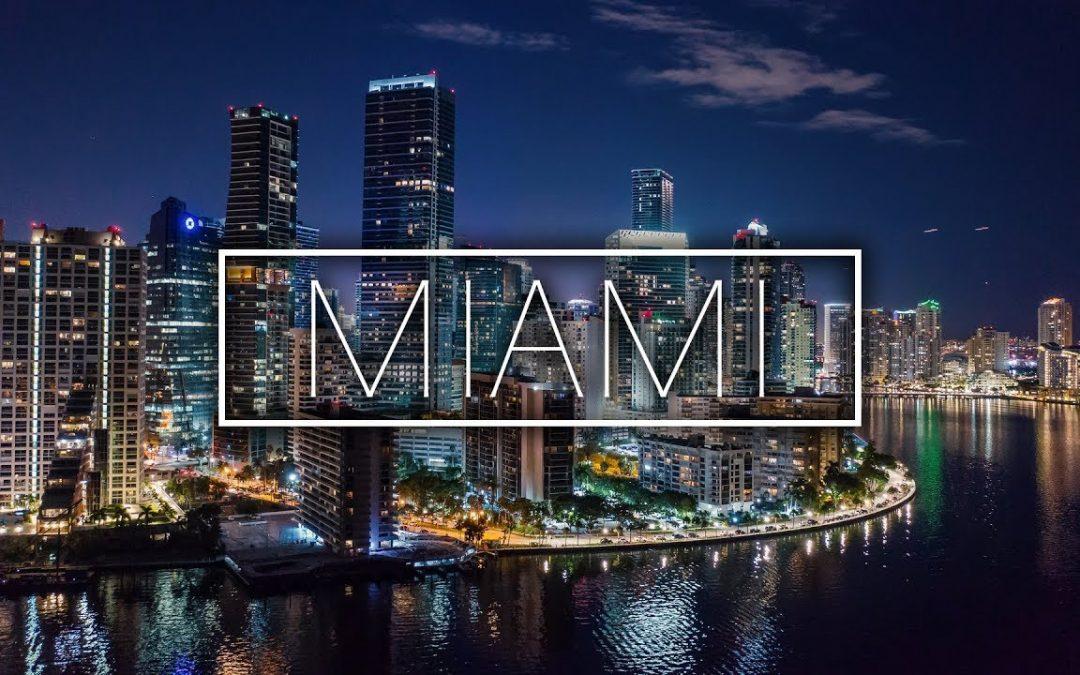 Miami by Drone in 4K – DJI Mavic 2 Pro