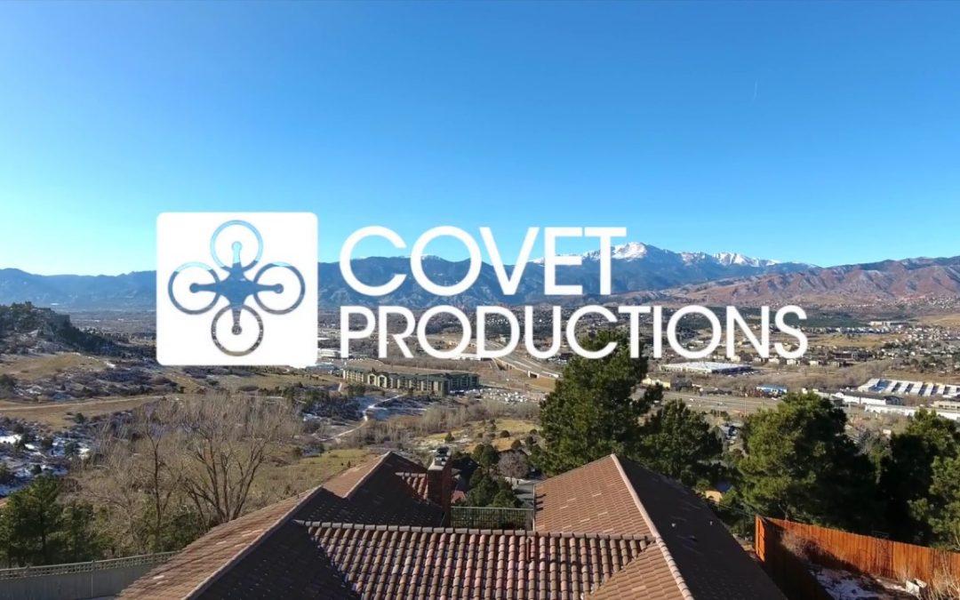 Colorado Springs  – Aerial Drone Video