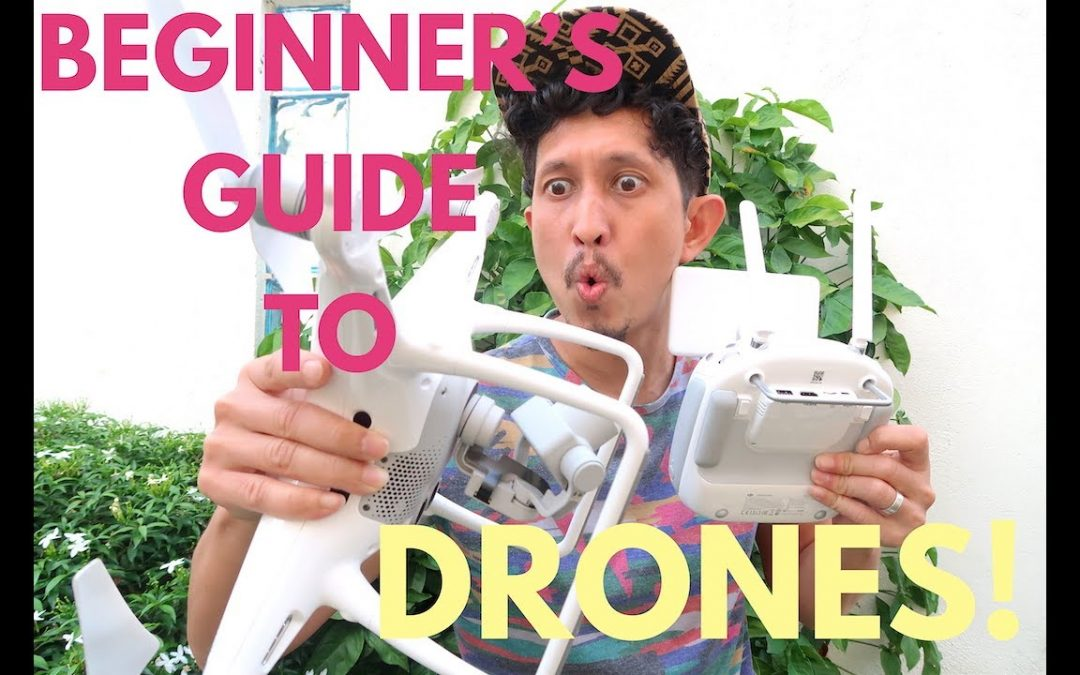 How to fly a drone for Beginners!