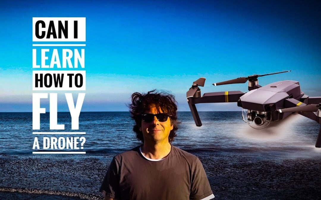 Can I Learn How To Fly a Drone??