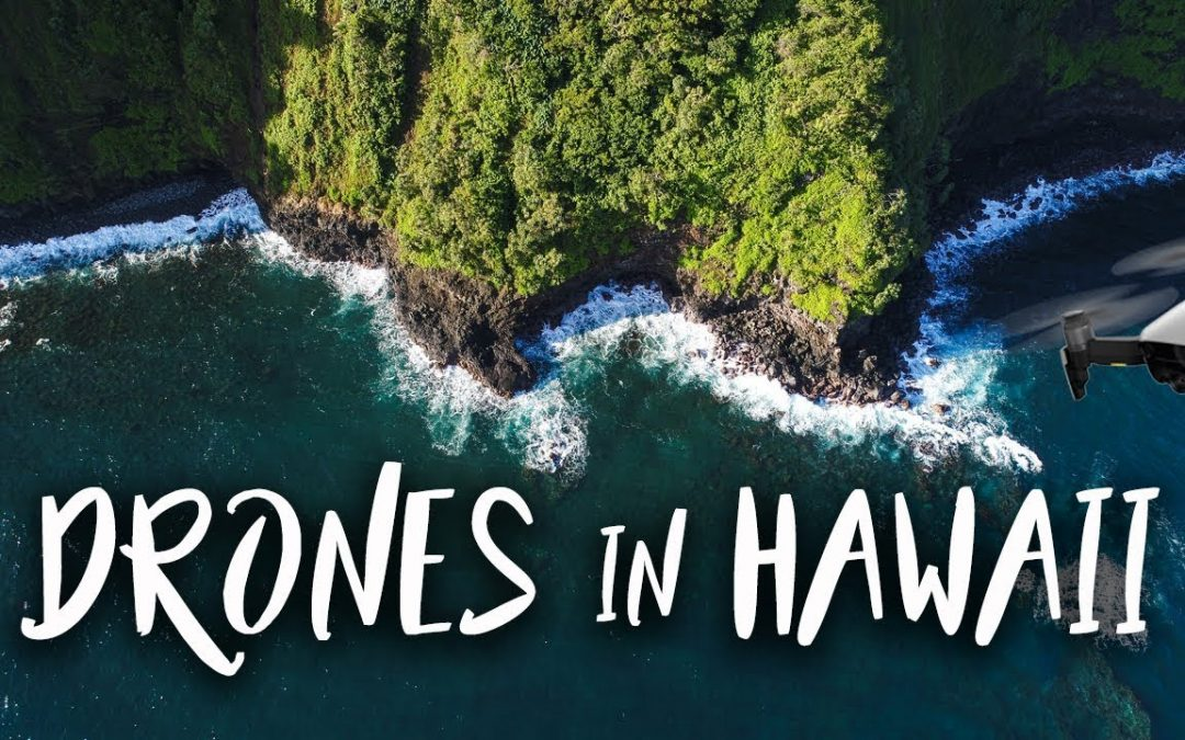 Can you fly a drone in MAUI, HAWAII? Tips for overcoming challenges & getting great footage