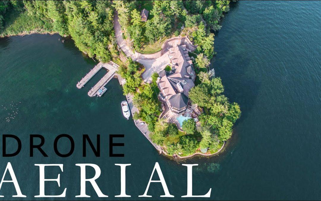 Aerial Drone Luxury Real Estate Video   NAV   Toronto