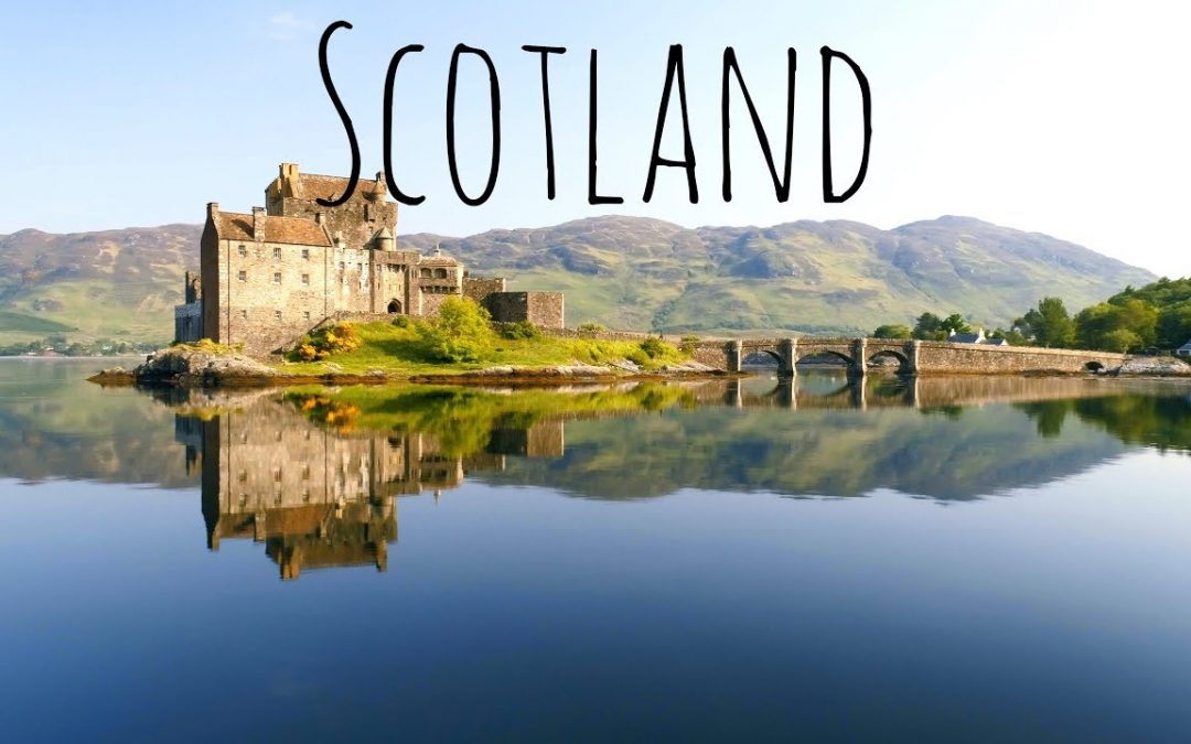 Spectacular Scotland – 4K Drone Video
