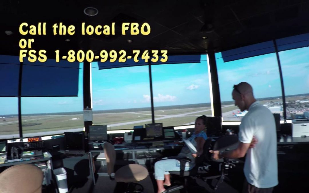 How to Request ATC Permission to Fly Your Drone