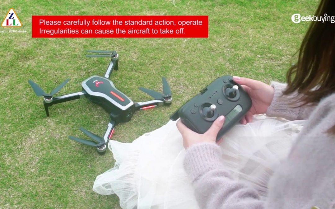 How to Fly SG906 Beast RC Quadcopter in 10 Minutes