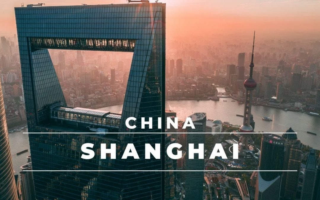 SHANGHAI Skyline by drone – Epic aerial 4k footage DJI Mavic 2 Pro | China Travel