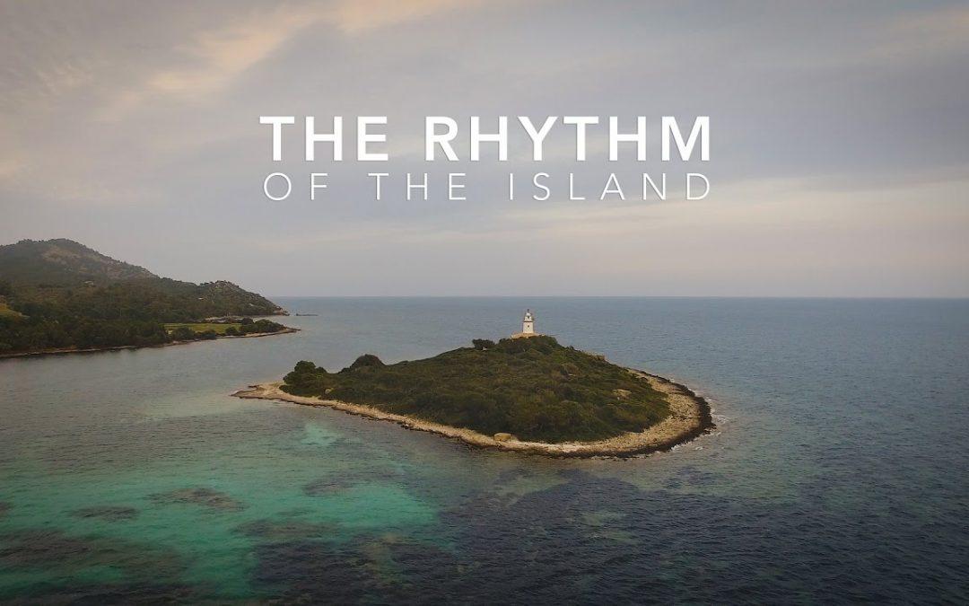 THE RHYTHM OF THE ISLAND   Mallorca Aerial Drone Video   4K Ultra HD