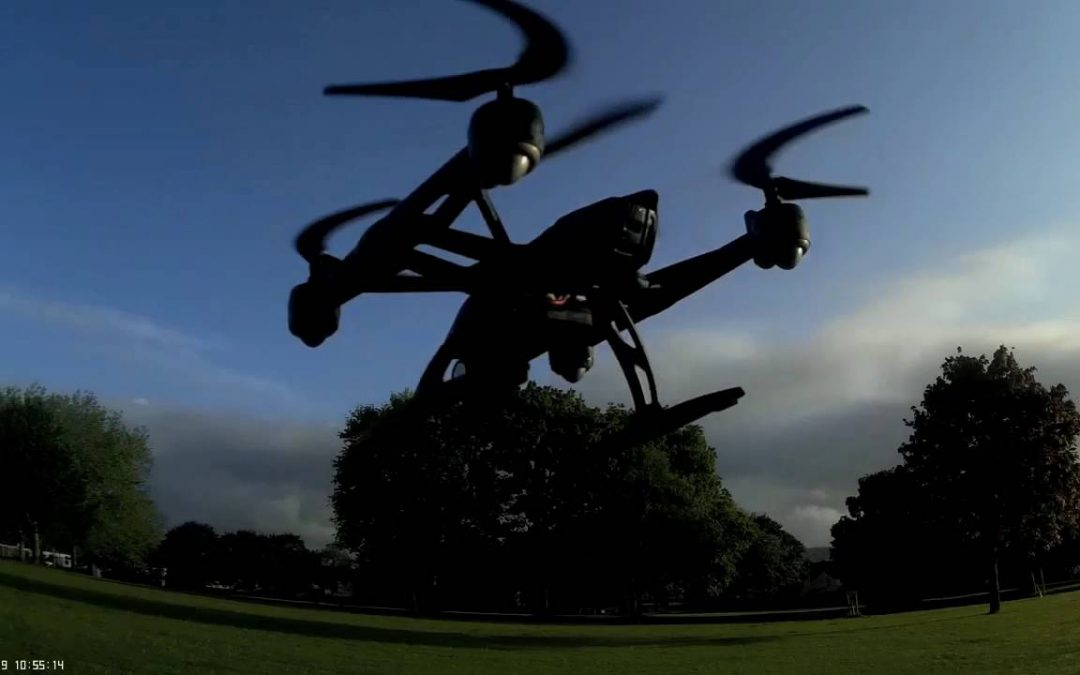 Quadcopter Training Video 1 – How to fly a Drone