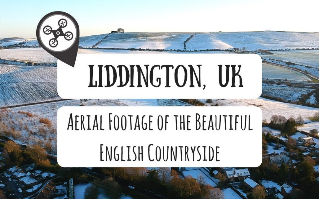 Liddington, UK – Aerial Drone Footage