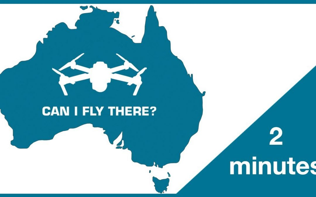 Flying a Drone in Australia (2018) – AUS drone rules in under 2 minutes