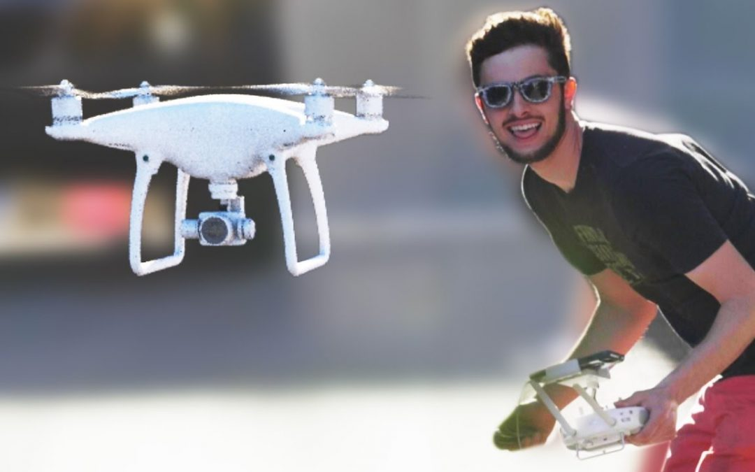 HOW TO FLY A DRONE LIKE CASEY NEISTAT