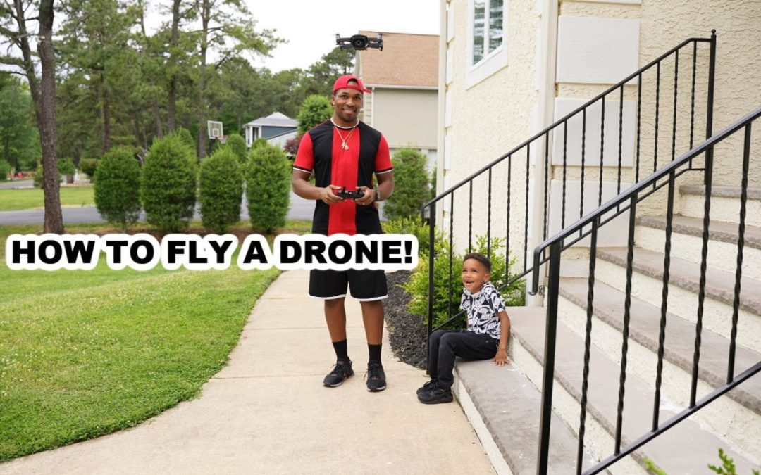 How to Fly a Drone!